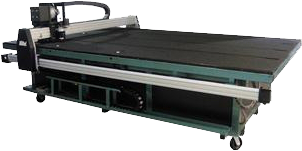 Aculite Bullet Combo Cut & Delete CNC Glass Cutting Table