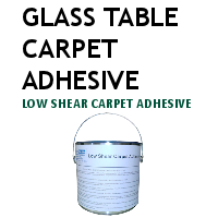 Carpet Adhesive Carpet Adhesive