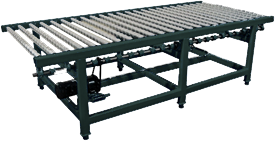Power Conveyor Table