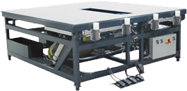 Premium Auto Seal Applicator Table