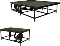 Plenum Air Float Table